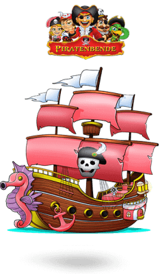 Piratenschip design